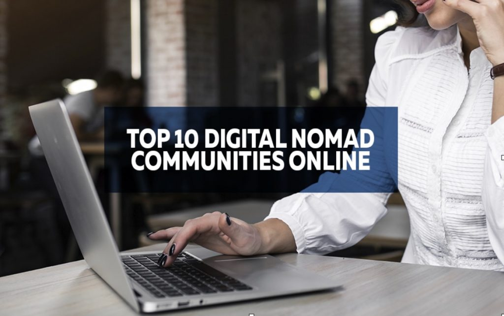 digital nomad community top 10